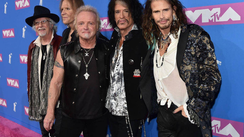 Aerosmith en la actualida (Getty Images).