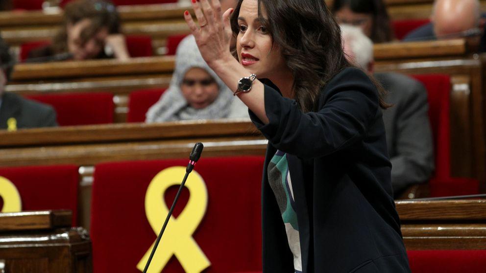 Elecciones generales | Arrimadas responde a la petición de Torra: Son muy pesados