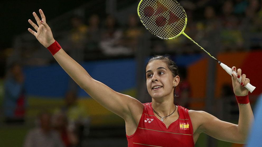 Carolina Marín ya está donde quería: luchará por la medalla de oro en la final