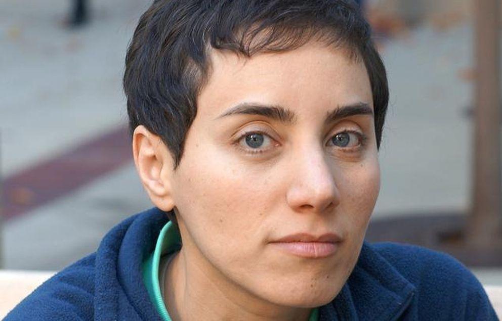 Foto: La matemática iraní Maryam Mirzakhani (Fotografía: IMU).