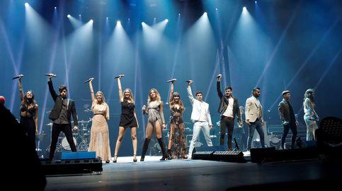 Así rugió Madrid con el esperado concierto de 'Operación Triunfo 2017'