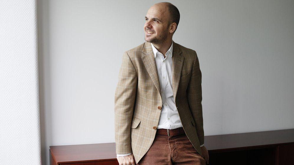 Foto: Carlos Doblado, analista de El Confidencial