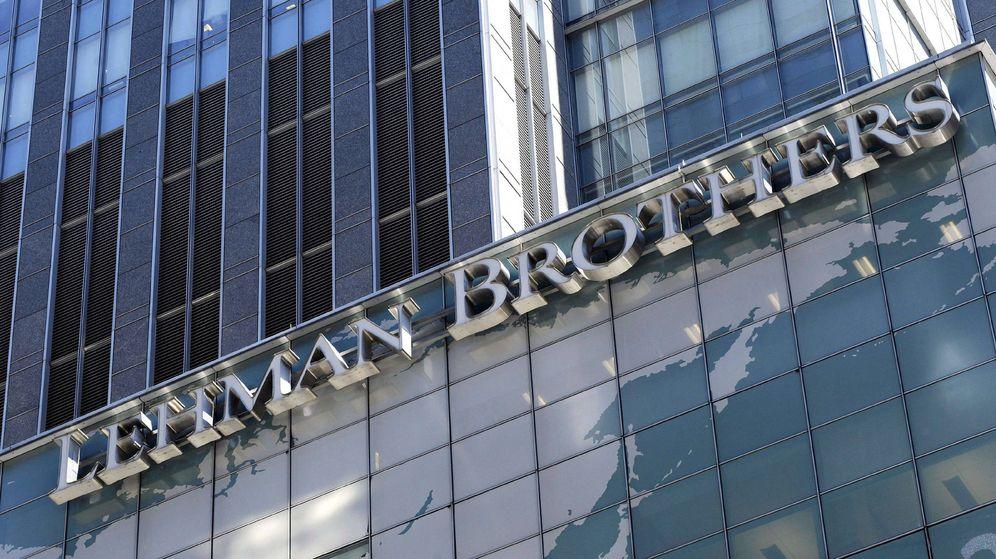 Foto: Imagen que muestra la sede del banco de inversiones Lehman Brothers en Nueva York. (EFE)