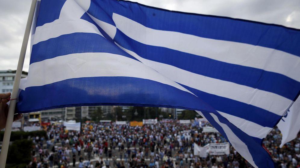 Foto: El BCE aumenta la provisión urgente de liquidez para los bancos griegos (EFE)