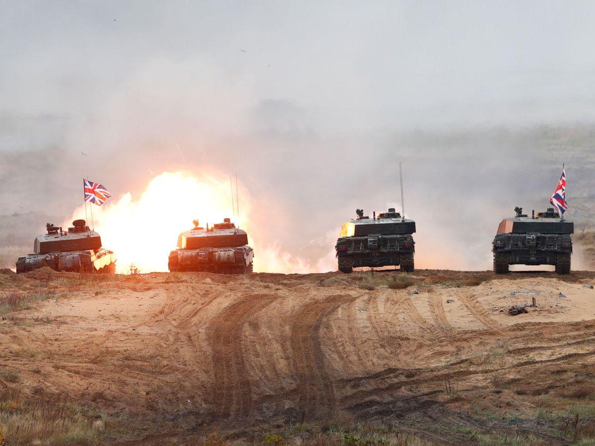UK se va de Europa pero ahora quiere su tanque: por qué lo necesita más que nunca