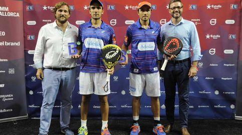 Sin piedad en el partido más esperado: nueva victoria de Belasteguín y Lima