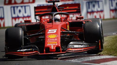 Las pruebas de Ferrari para salvar a Vettel desechadas por los comisarios