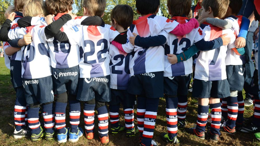 Foto: El rugby forma parte de la idiosincrasia del Liceo Francés. (FOTO: lfmadrid.net)