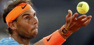 Post de ¿Dos partido en un día? La agenda de Rafa Nadal por la lluvia en el Masters de Roma