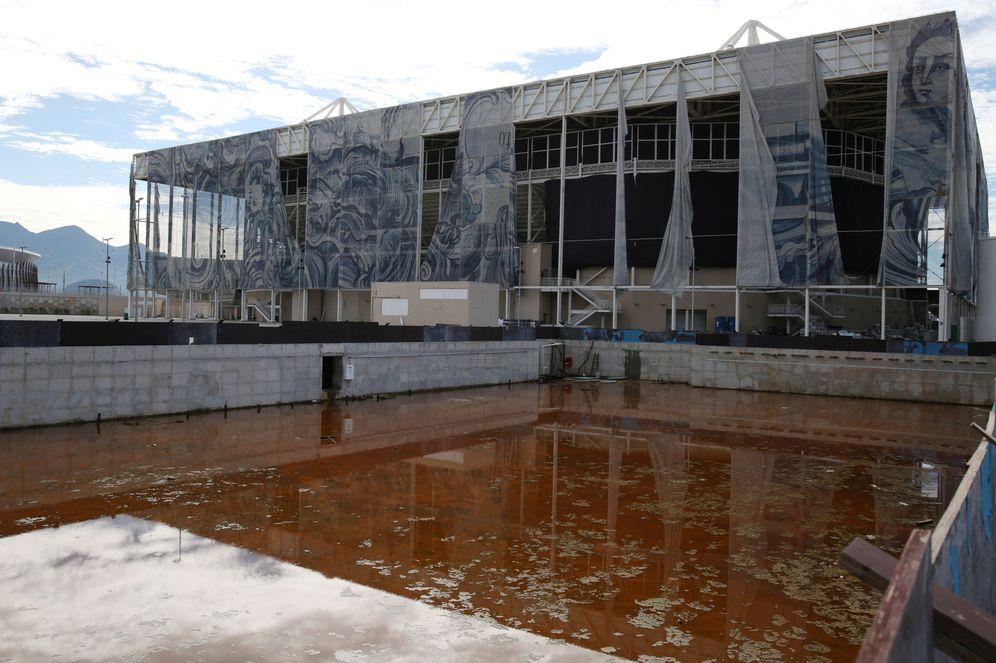 Foto: El abandono de las instalaciones de los Juegos Olímpicos de Río