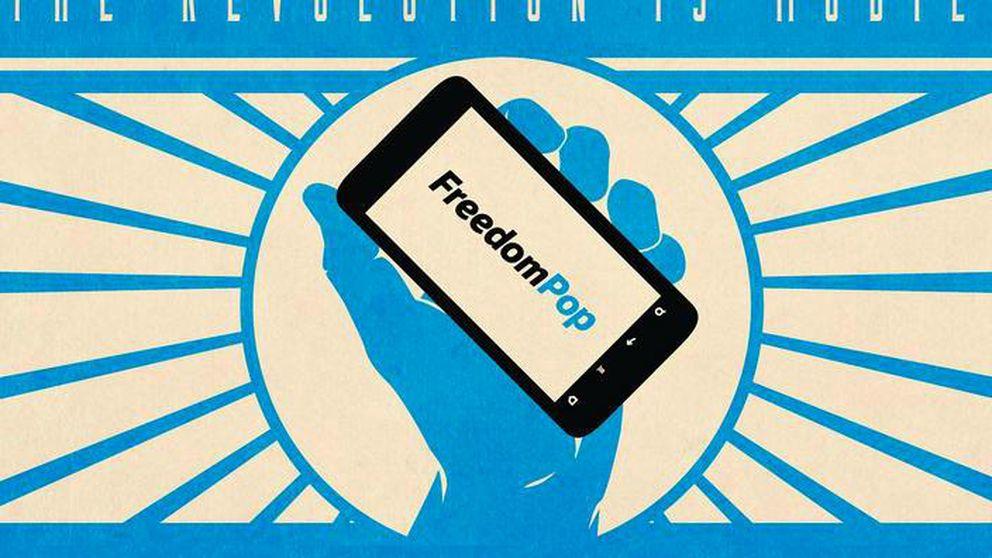 Datos, y voz gratis: la osada propuesta de FreedomPop llega a España