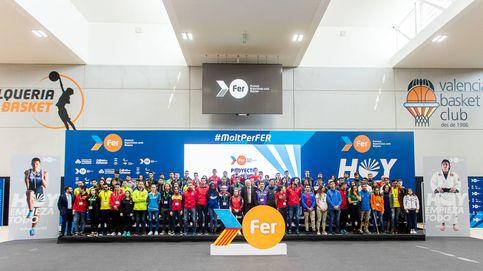 Juan Roig pone rumbo a Tokio 2020 con un millón en becas a 127 deportistas