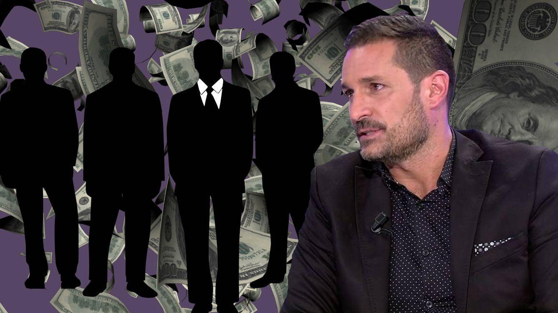 'Sálvame' destapa a los famosos que pagaron por sexo a Aitor Trigos
