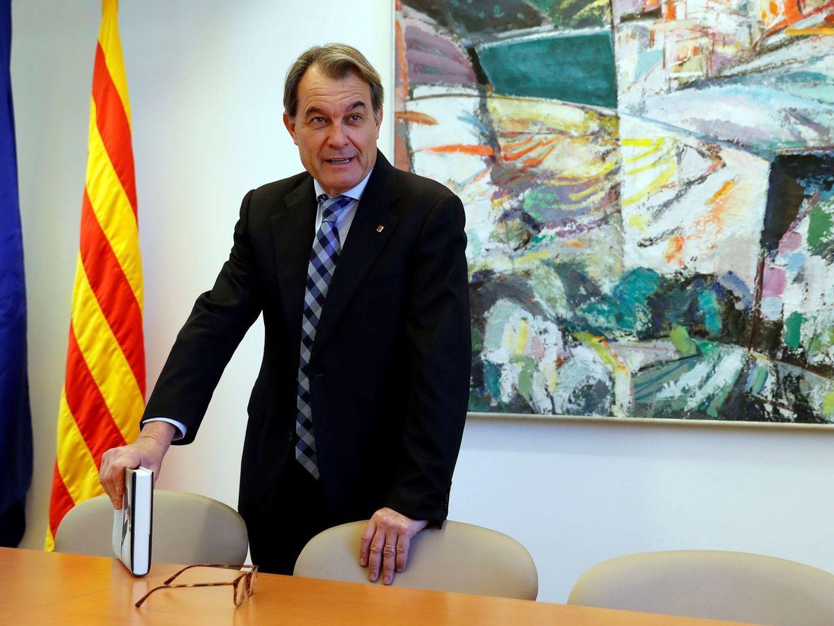 Foto: Artur Mas. (EFE)