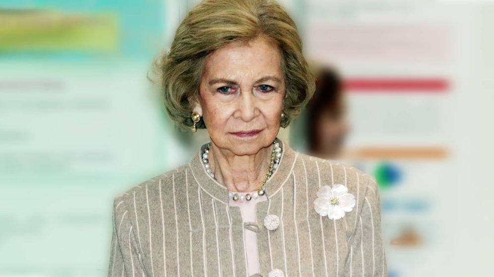 Foto: La reina Sofía, en una imagen de archivo. (EFE)