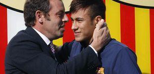 Post de La huida de Neymar o cuando la cárcel de Sandro Rosell lo cambió todo