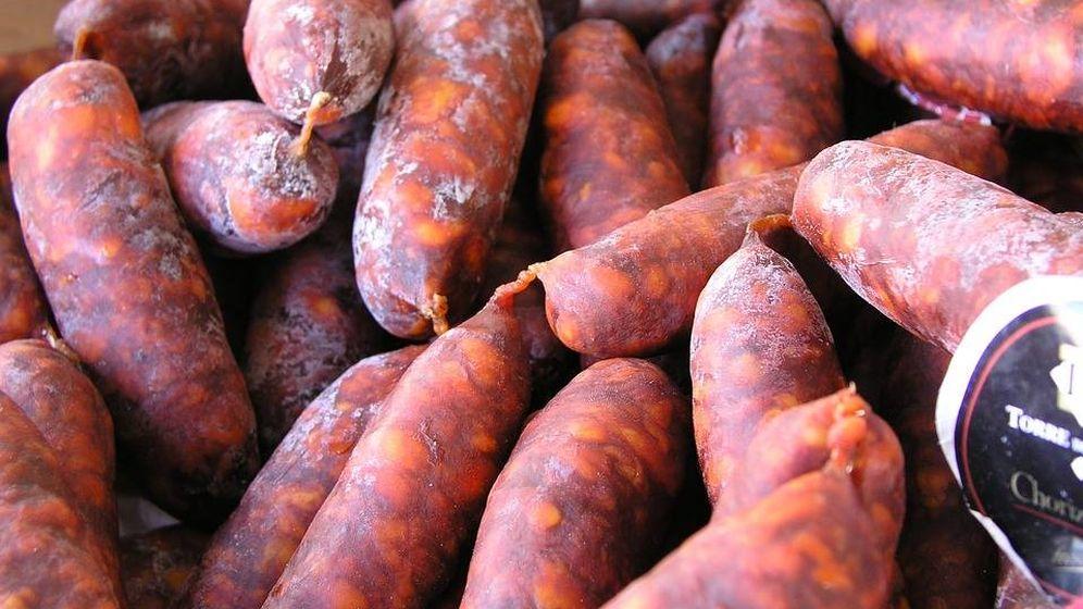 Foto: Chorizo. Foto: Pixabay