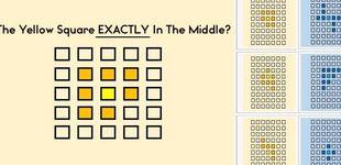 Post de El test que indica si tienes una buena inteligencia visual