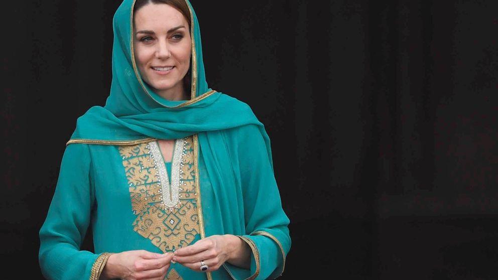 Kate Middleton y Máxima en Pakistán: dos formas distintas de entender la moda