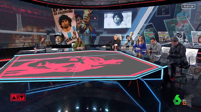 Imagen de 'Al rojo vivo'. (Atresmedia)