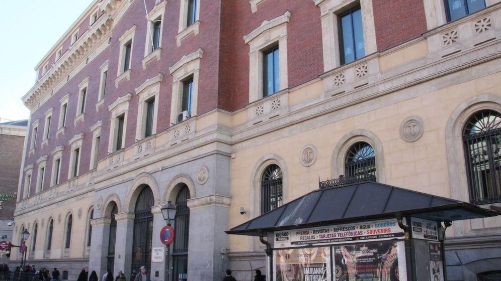 Foto: Sede principal del Tribunal de Cuentas, en la calle Fuencarral de Madrid.