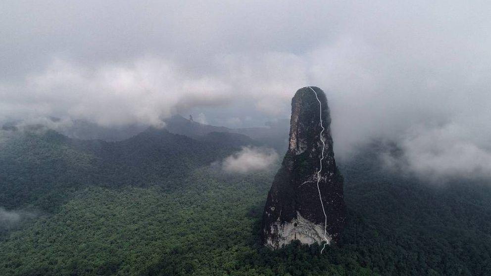 La vida en juego durante 14 horas: la escalada de vanguardia de los hermanos Pou