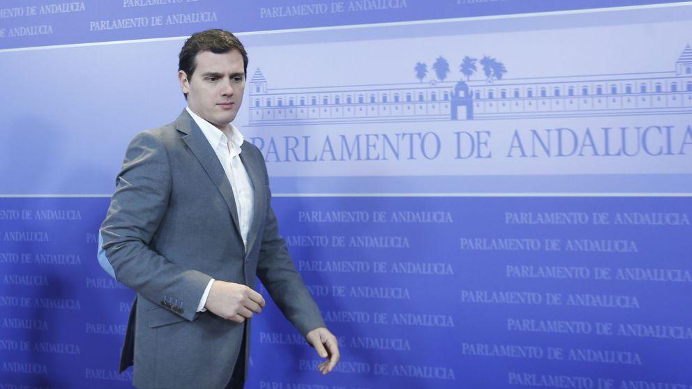 Rebelión en C's Málaga contra el dedazo de Albert Rivera en la lista al Congreso