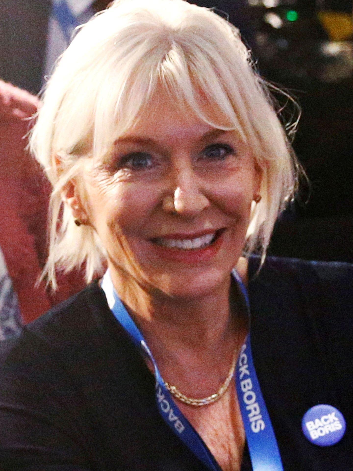 Nadine Dorries, en una imagen de archivo (Reuters)