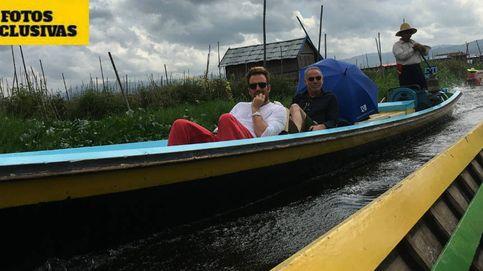 Joaquín Torres y Raúl Prieto, vacaciones para dos en Birmania por 12.o00 euros
