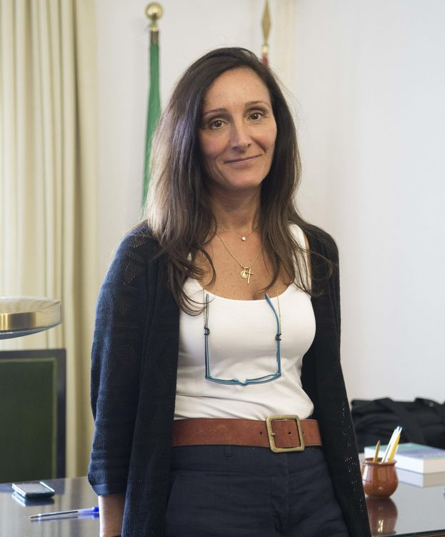 Foto: María Núñez Bolaños, sustituta de la juez Alaya. (EFE)