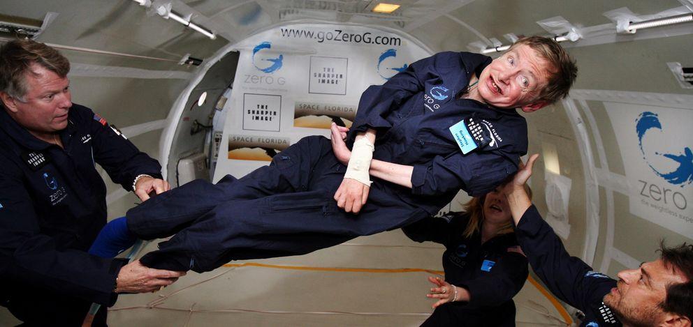 Foto: Stephen Hawking: El bosón de Higgs podría destruir el universo