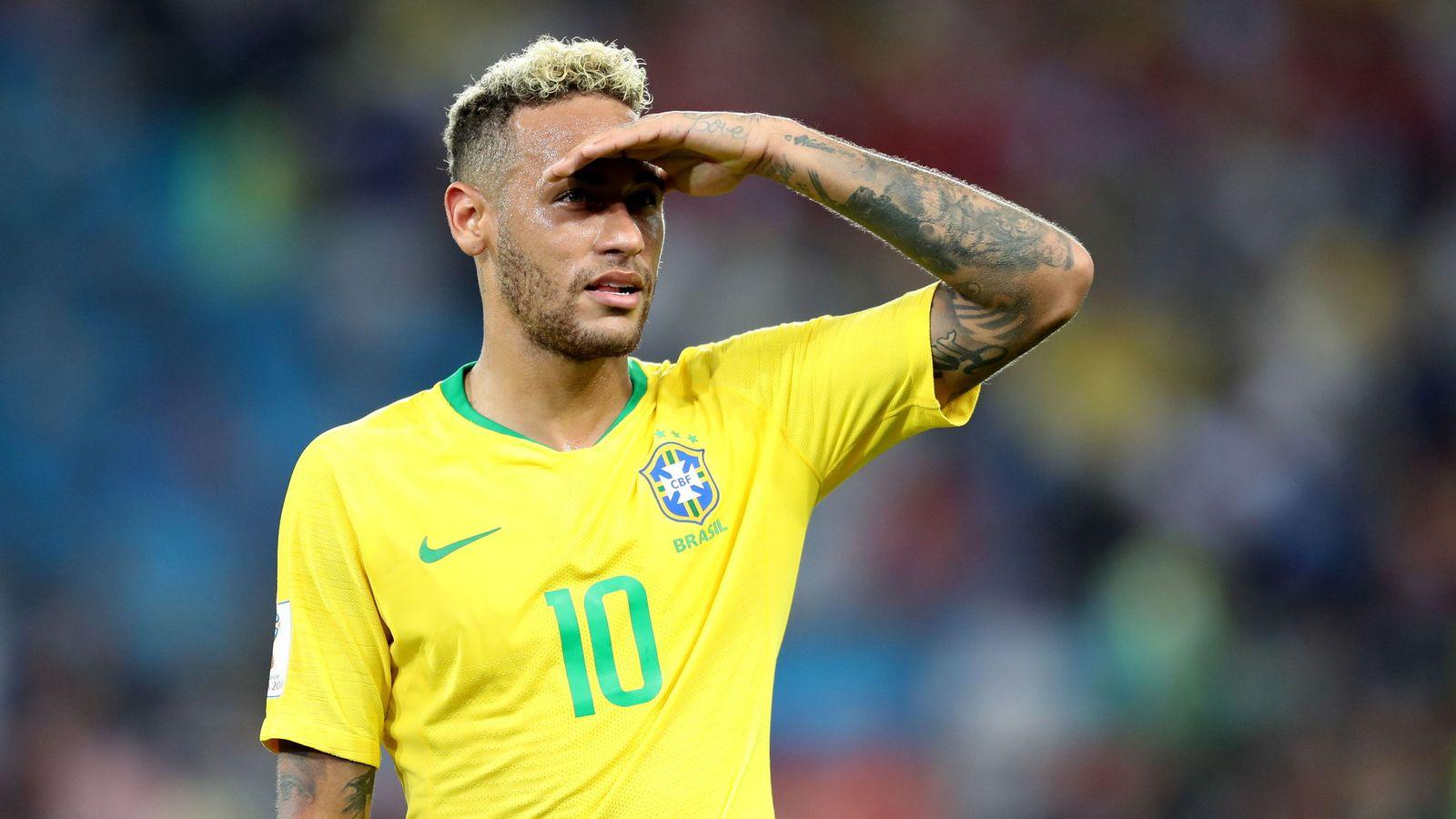 Foto: Neymar. (EFE)