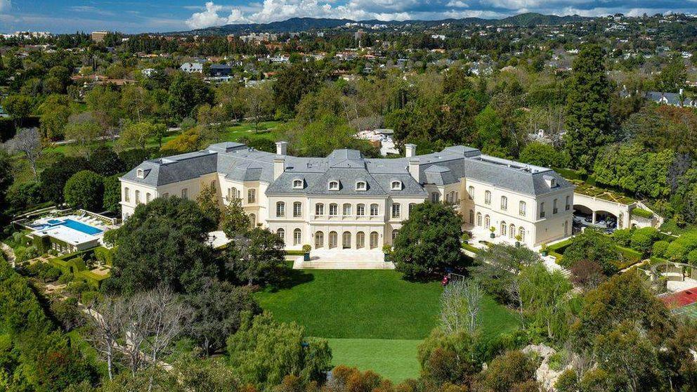 120 millones: la venta de la casa de un productor de Hollywood bate récords