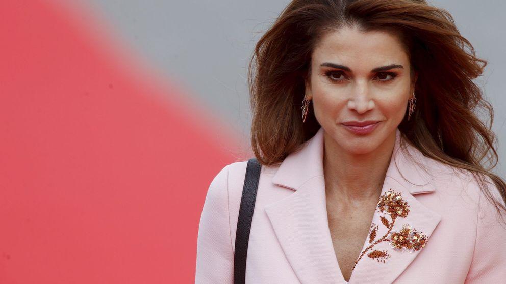 Puro glamour: la felicitación navideña de Rania de Jordania y familia