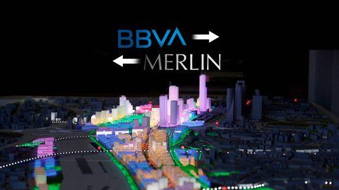 El retraso en Operación Chamartín desata la primera crisis de Merlin y BBVA en DCN