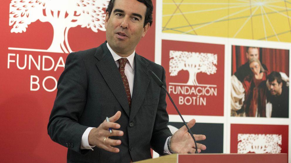 Javier Botín contra Bankinter: la fusión Bankia-BMN es un claro 'win-win'