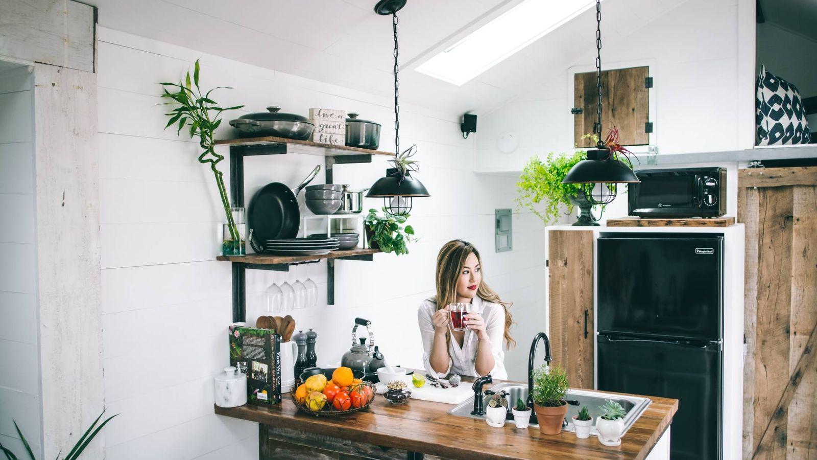 Foto: Pequeños cambios marcarán la difrencia en tu hogar. (Tina Dawson para Unsplash)