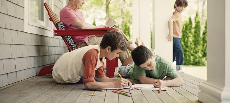 Foto: En ocasiones no prestamos la suficiente atención a la incapacidad de los niños para relacionarse. (Corbis)