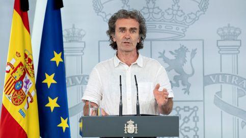 Fernando Simón, descrito por su hermano: Desde hace días estoy preocupado por él