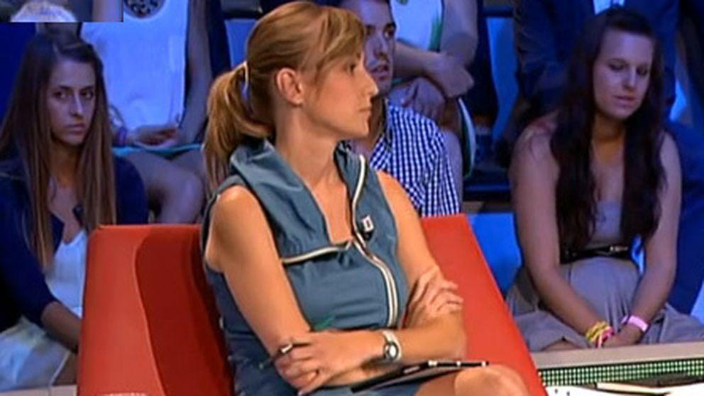 La pullita de Eduardo Inda a Tania Sánchez, pareja de Pablo Iglesias