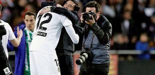 Post de Marcelino no necesita darse golpes en el pecho para meter al Valencia en la final