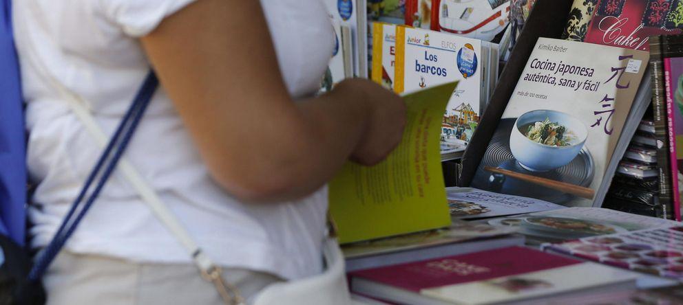Foto: La feria del libro de madrid de 2014 (EFE)
