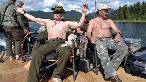 Las bucólicas vacaciones de Vladimir Putin en Siberia