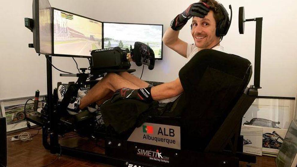 Cómo aspirar a ganar a un Fernando Alonso o Carlos Sainz desde tu propia casa