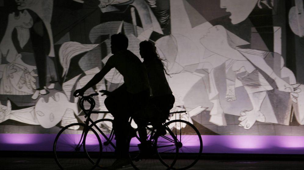 Foto: La noche de los museos en Buenos Aires (EFE)