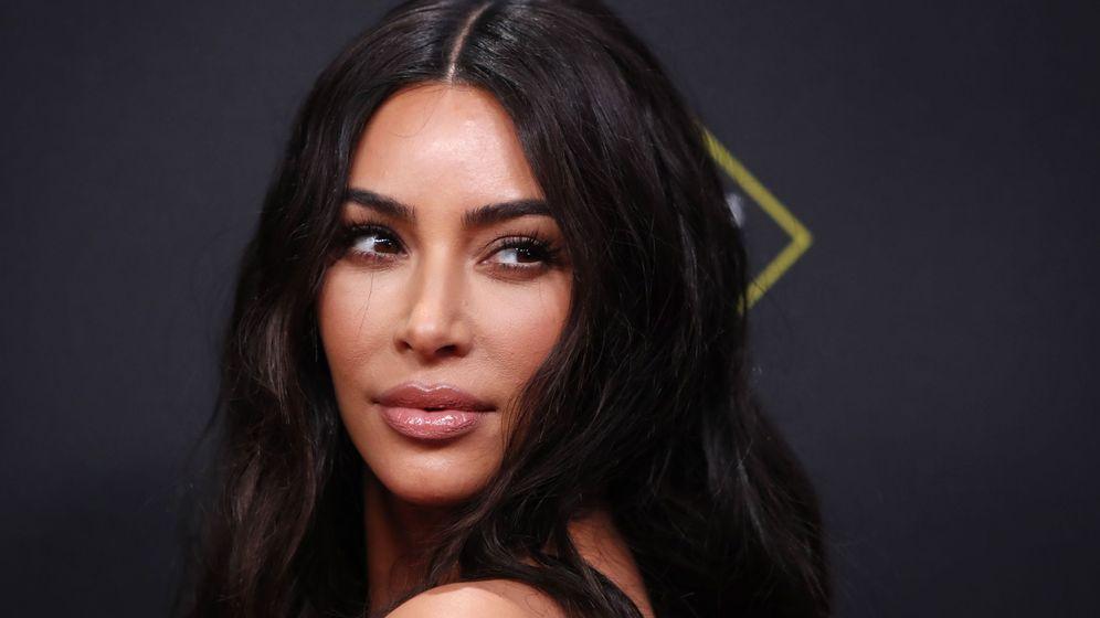 Foto: Kim Kardashian, en una imagen de archivo. (EFE)