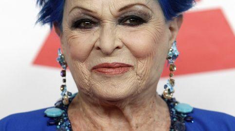 Lucía Bosé: la inmediata y gráfica reacción tras ser absuelta por el 'caso Picasso'