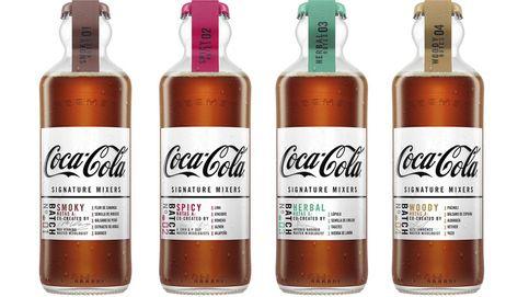 Coca Cola Signature Mixers, la nueva gama de mezclas para destilados