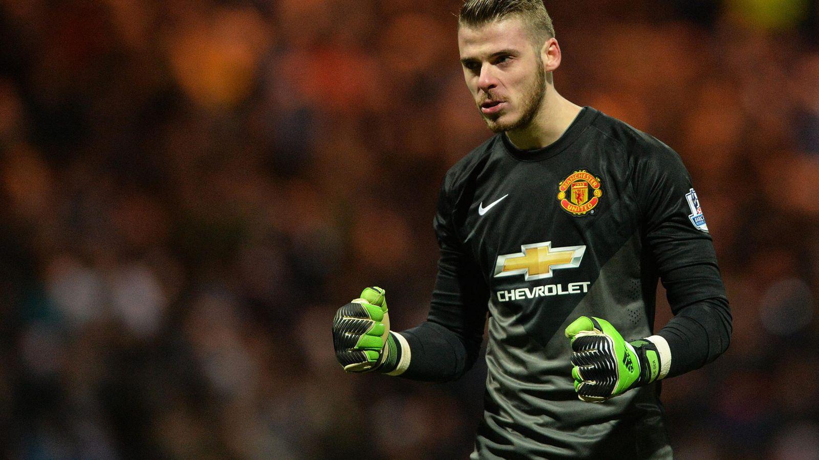 Foto: De Gea no jugará el primer partido de la Premier con el Manchester United a la espera de que se desatasque la operación (EFE)