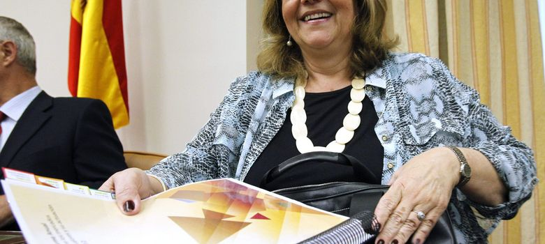 Foto:  La presidenta de la CNMV, Elvira Rodríguez. (EFE)